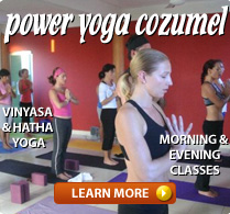 Power Yoga Cozumel