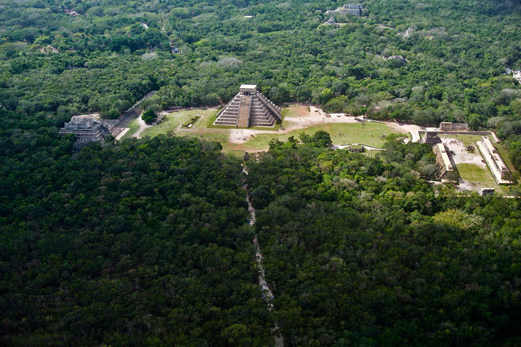 Chichen Itza Discoveries