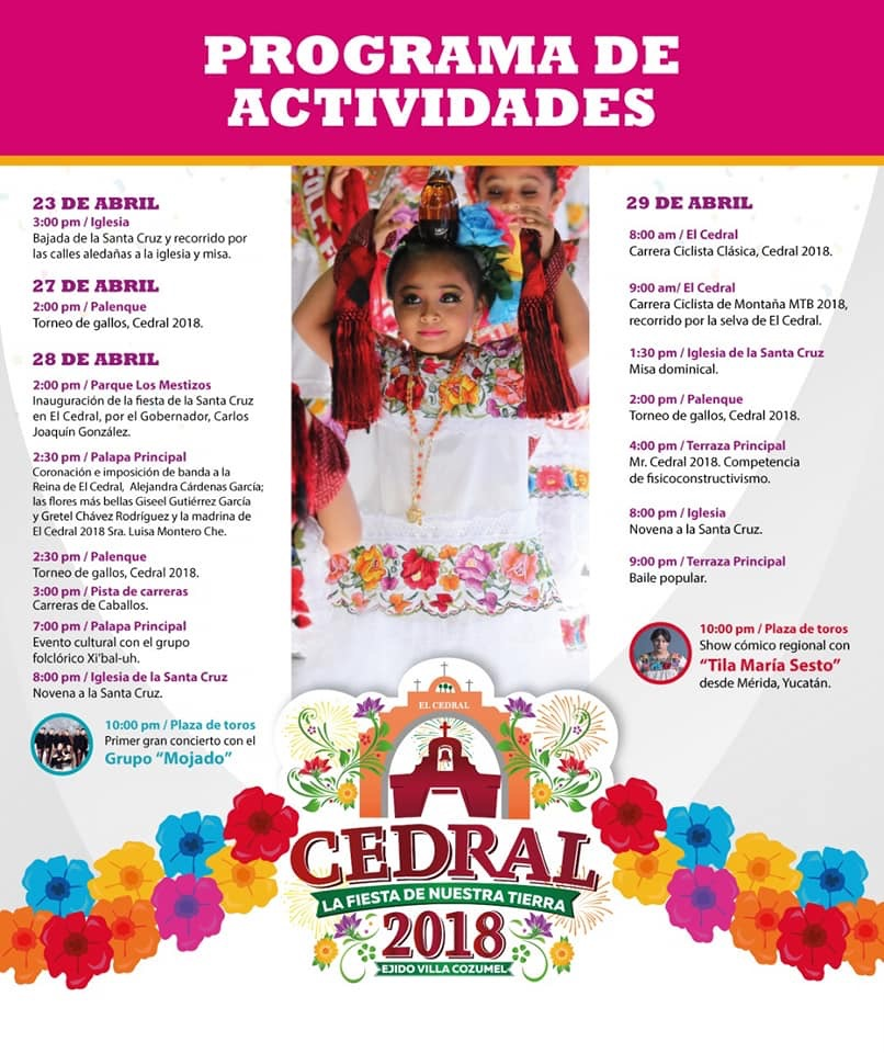 Cedral Feria