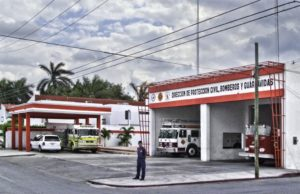 Cozumel Firefighters