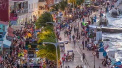 Cozumel Carnaval 2018