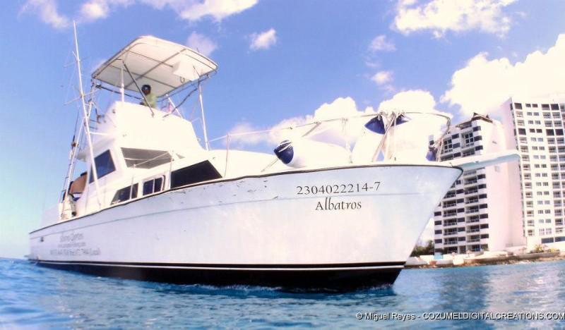 albatros-charters-cozumel2