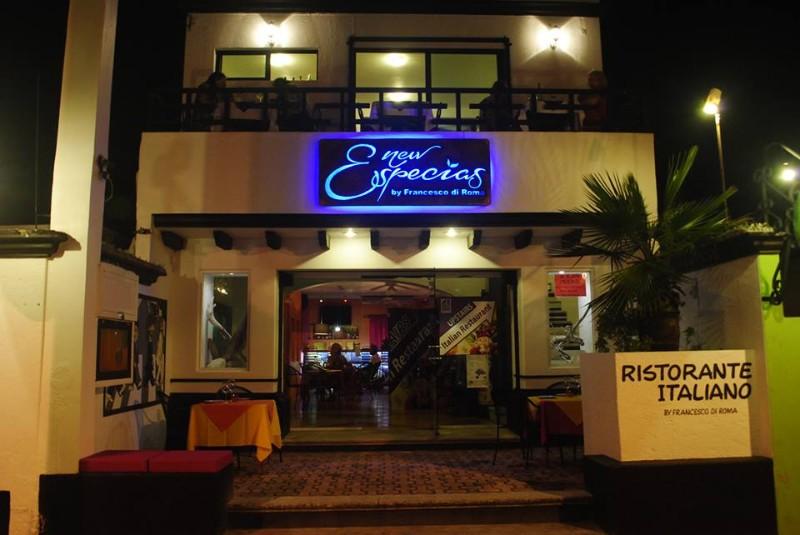 Italian Restaurants In Cozumel