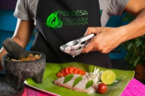 Cozumel Cooking:  Mayan Recipes