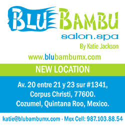 Blu Bambu Salon Cozumel
