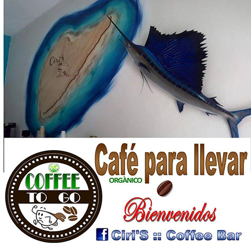 Ciri's Coffee Shop