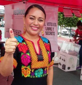 President Elect Perla C. Tun