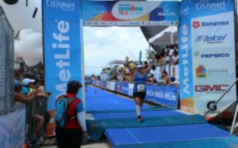 What it's Like to Compete in a Cozumel Ironman