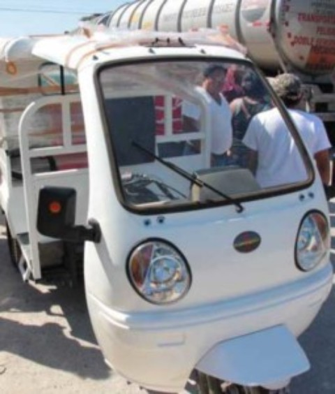 Moto-Taxi Cozumel