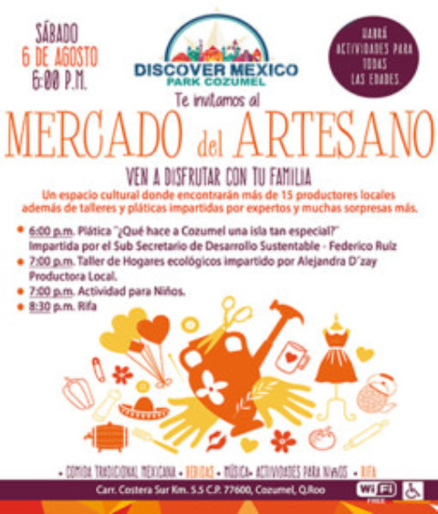 Upcoming Cozumel Events