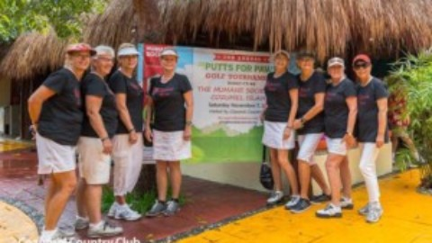 Humane Society Cozumel Golf