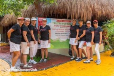 Humane Society Cozumel Golf