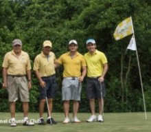 Cozumel Golf Tournament