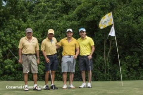 Cozumel Golf Tournament