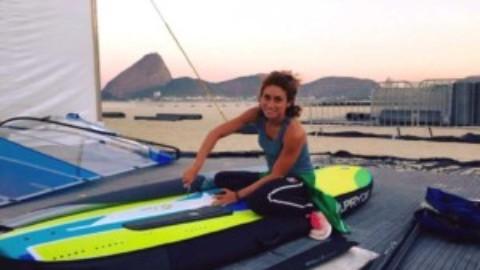 Cozumel in the Olympics:  Demita Vega de Lille