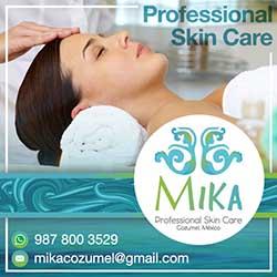 Mika Skincare Cozumel
