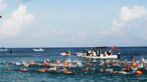 Cozumel Triathlon Season:  Results of 2016 Oceanman