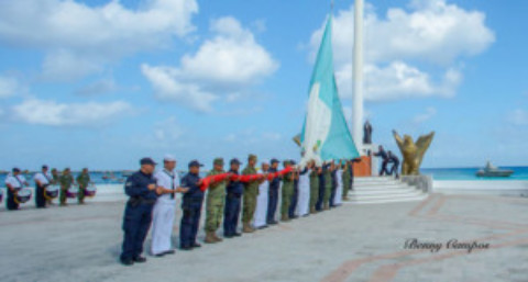 Cozumel Independence Celebrations