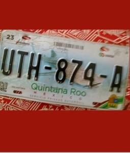 Cozumel_licenseplate2