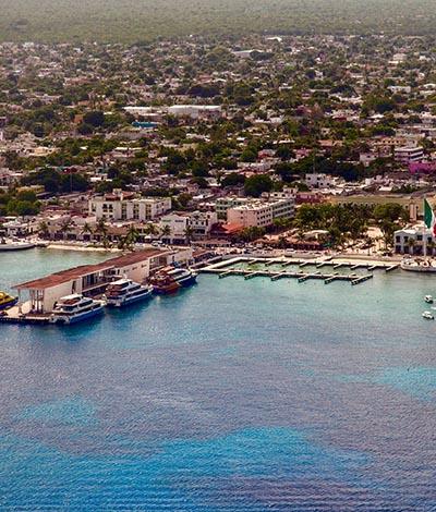 Cozumel Cruise Ship Arrivals
