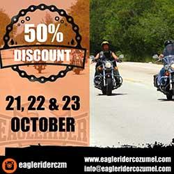 Eagle Rider Cozumel