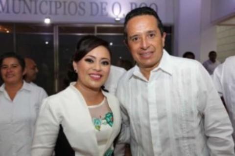 Cozumel's New President – Perla Tun – Inaugurated