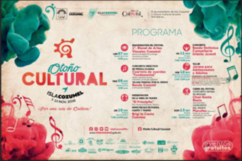 Art & Culture in Cozumel: Fall Cultural Week