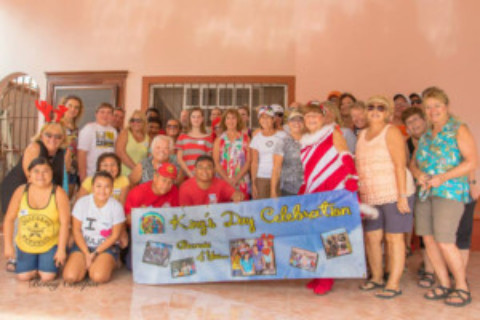 Cozumel Community:  3 Kings Day