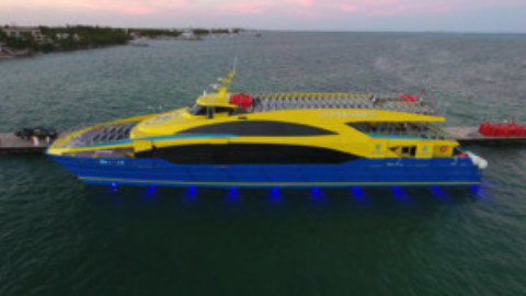 New Cozumel Ferry