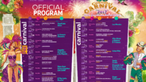How to Get Your Cozumel Carnaval 2016 Poster