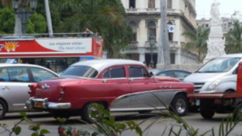 Cruise Cozumel to Havana