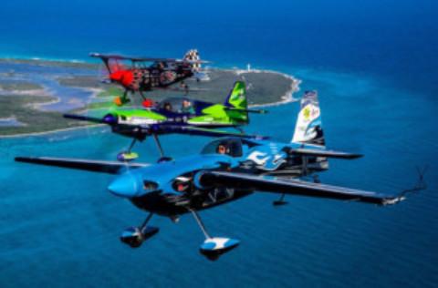 Cozumel Airshow Cancun