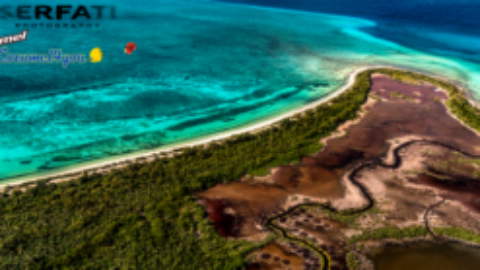 Cozumel Aerial Photo Contest 2017