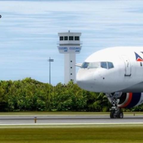 Air flights Cozumel
