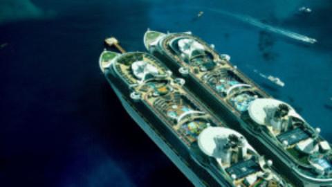 Cruise Ships Cozumel