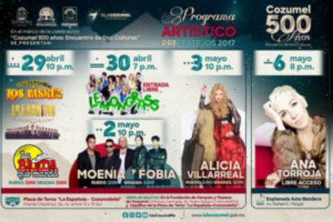 Pre-Festival 500 Celebrations Begin This Weekend