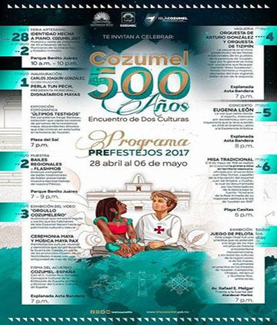 500 Year Celebrations