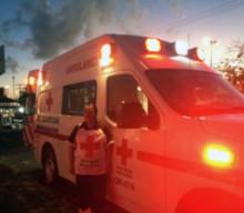 Cozumel Cruz Roja  New Ambulance