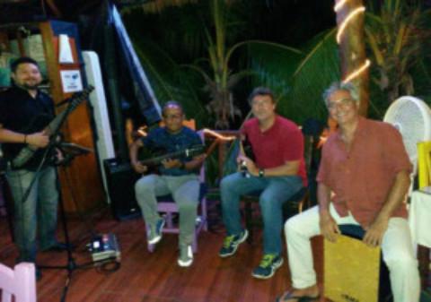 3 Cozumel Guitar Players Fundraiser