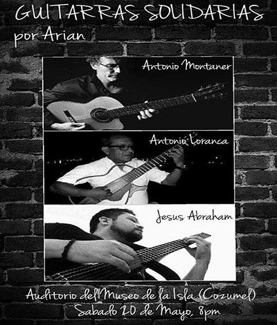 3 guitarsfundraiser