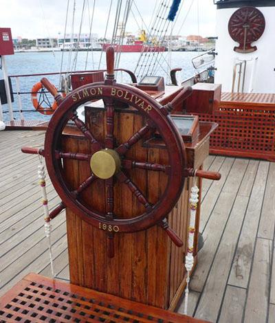 Cozmel Tall Ships