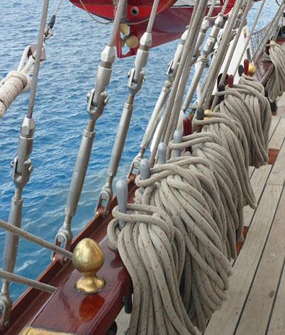 Fly Couzmel Tall Ship Contest