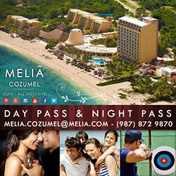 Melia Hotel Cozumel