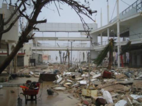 Hurricanes Cozumel