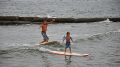 Cozumel Surfing