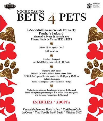Bets 4 Pets Cozumel