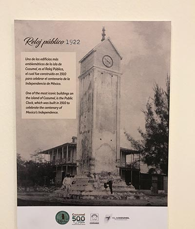 Cozumel Clocktower