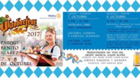 Oktoberfest Cozumel