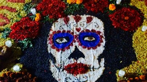 Cozumel Day of the Dead Celebrations