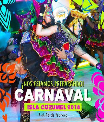 Cozumel Carnaval2018